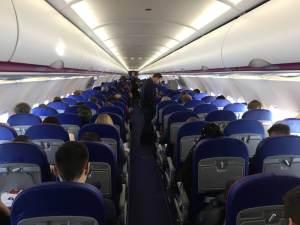 On-Board Wizzair W6 2202