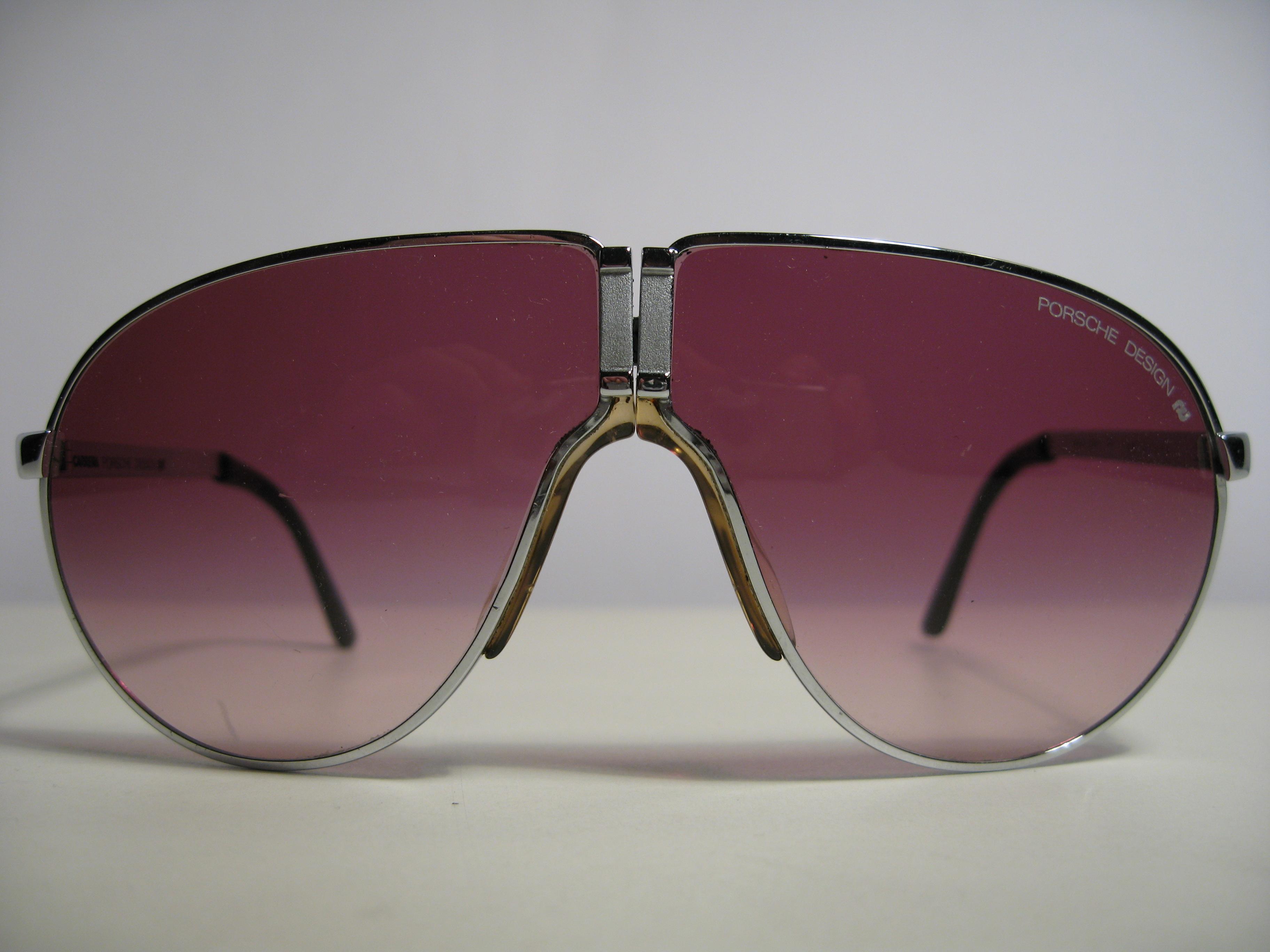 a986d27b1506c Porsche Design by Carrera 5622 folding 1980s Vintage Sunglasses