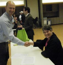 Kevin and Cecilia signing MOU