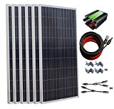 1000 watt solar panel kit