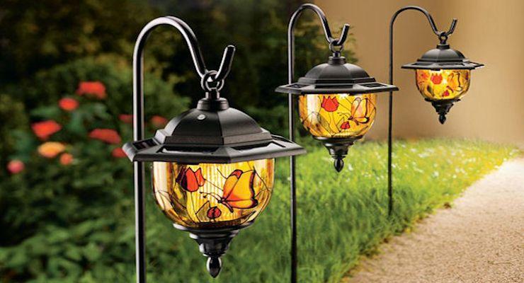 solar yard lights a good idea