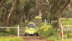 solar powered car zimbabwe