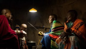 Off-Grid Electric brings Solar Power to Africa