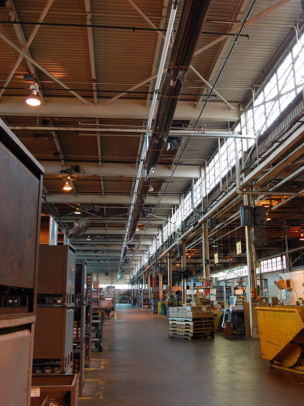 Warehouse Infrared Heaters  Manufacturing Infrared