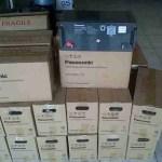Jual Aki VRLA Panasonic di Surabaya harga Termurah Bergaransi