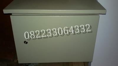 JUAL BOX PANEL PJU double surabaya