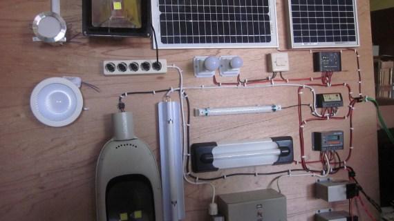 Jual Solar Cell PJU Tenaga Surya