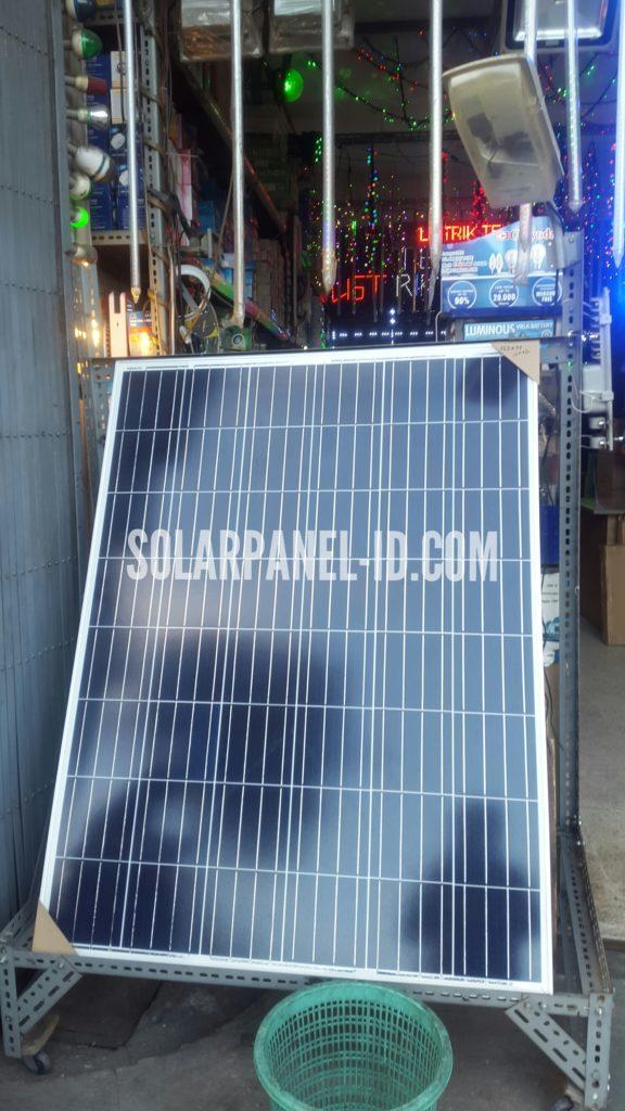 Solar Cell PJU Tenaga Surya Surabaya