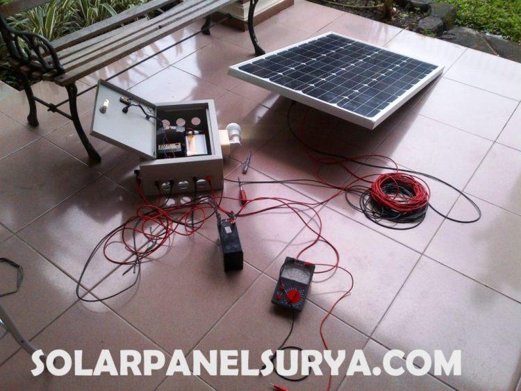 Jual Produk Solar Cell Tenaga Surya Maluku, NTB dan Sekitarnya
