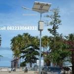 Solarcell PJU Ambon maluku untuk Proyek Jalan Umum