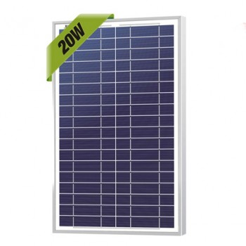 Solar cell Panel surya 20wp