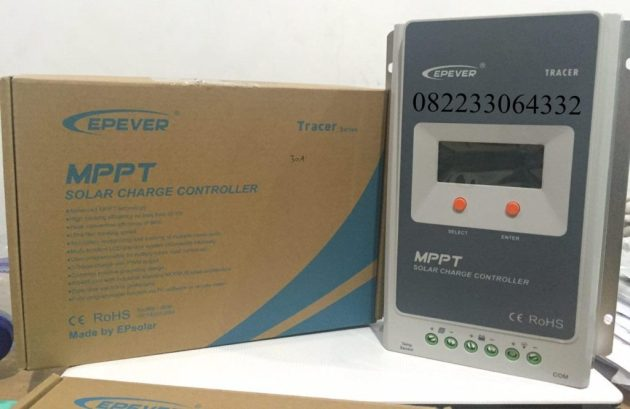 Controller Solarpanel Charge MPPT