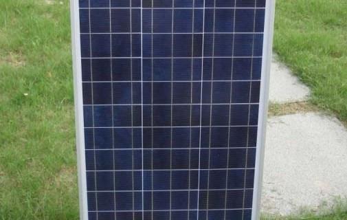 Solarcell Panel Surya 100watt