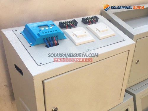 jual box shs rakitan solar home system