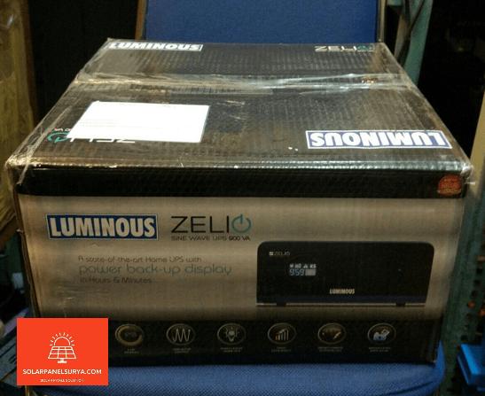 beli Inverter Luminous Zelio 1500v