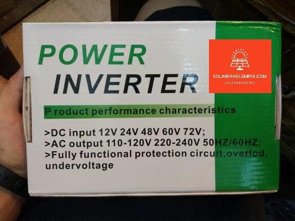 jual power inverter STEC 500watt