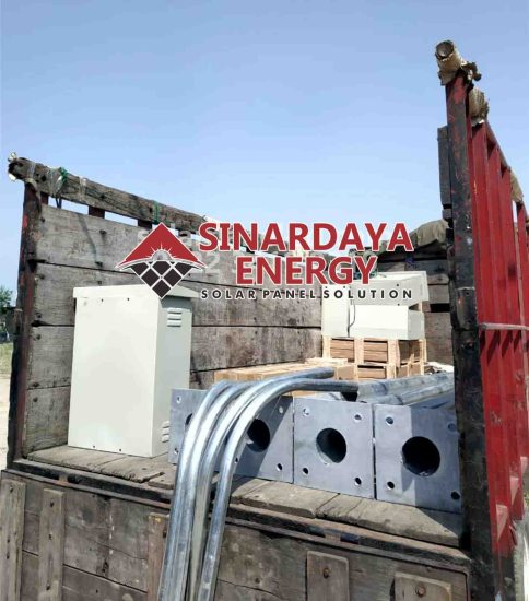 Distributor Lampu Jalan PJU Tenaga Surya Sorong Papua
