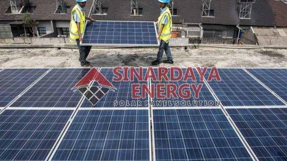 Daftar Harga Penerangan Jalan Umum PJU Tenaga Surya Solar Cell di Waingapu Sumba