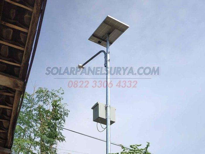 Lampu PJU Tenaga Surya 20 Watt