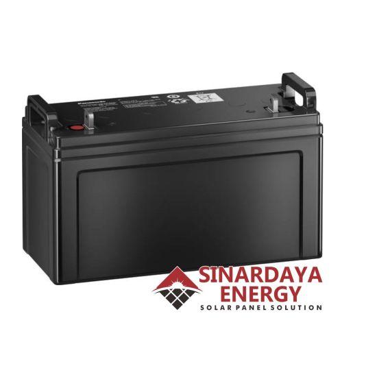 Distributor baterai aki panasonic 12v 120ah VRLA LC-P12120P