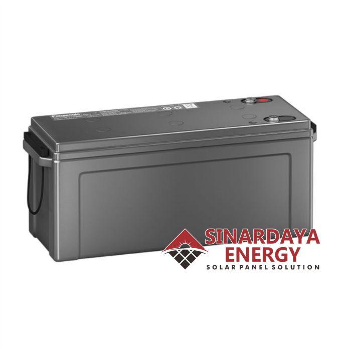 harga baterai panasonic 12v 150ah LC-P12150BP