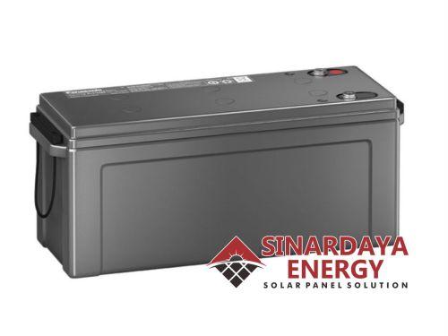 harga baterai panasonic 12v 150ah LC-P12200BP
