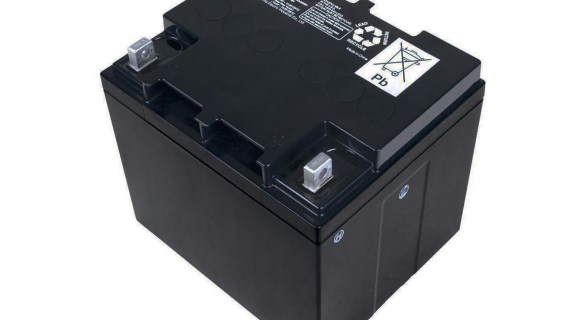 Battery Solarcell Panasonic 12V 28Ah | Baterai Aki Tenaga Surya Panasonic