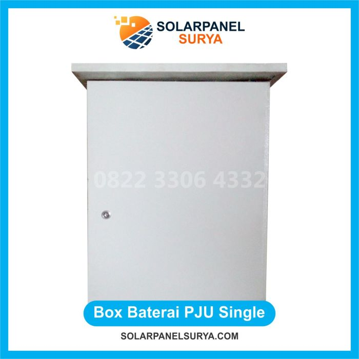 Box Panel Tenaga Surya