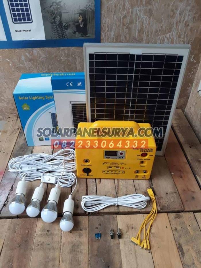 Distributor lampu sehen tenaga surya murah