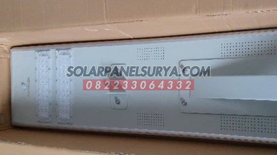 Lampu Jalan Tenaga Surya 30 Watt All In One