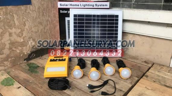 Lampu Sehen SHS   Paket Lampu Sehen Solarkit Tenaga Surya
