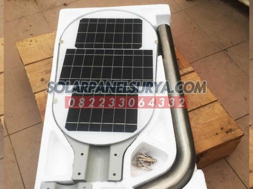 PJU Tenaga Surya 75 watt All In One Fatro