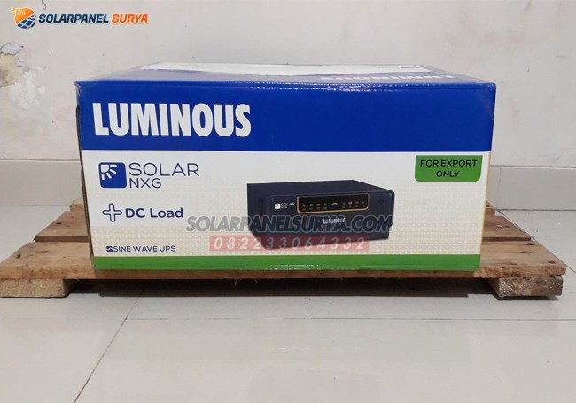 Solar Home System Inverter Hybrid Luminous 1500va 1200 watt