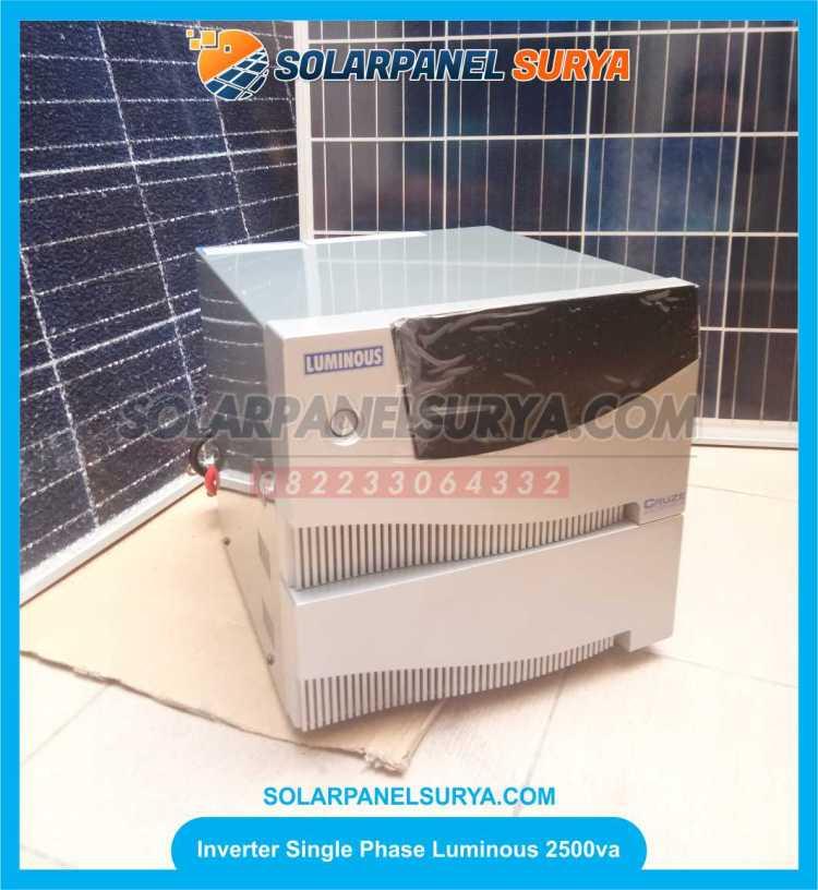 jual Inverter Single Phase Sine Wave Luminous 2500va