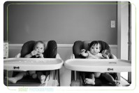 Awesome Family Portraits Featuring Twins!