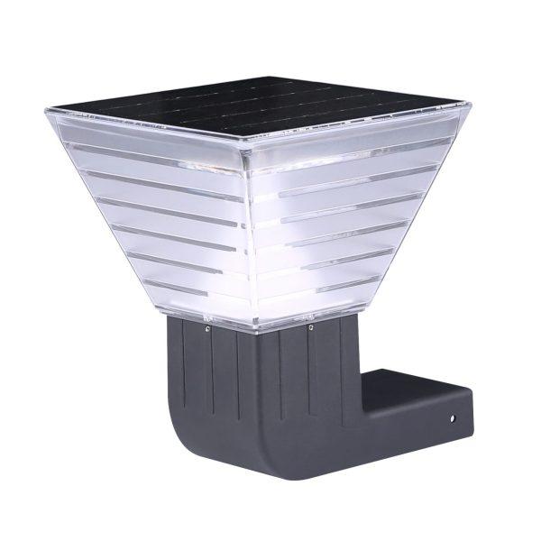 Solar Wall Light PLS-WL-5W-3K/5K-250