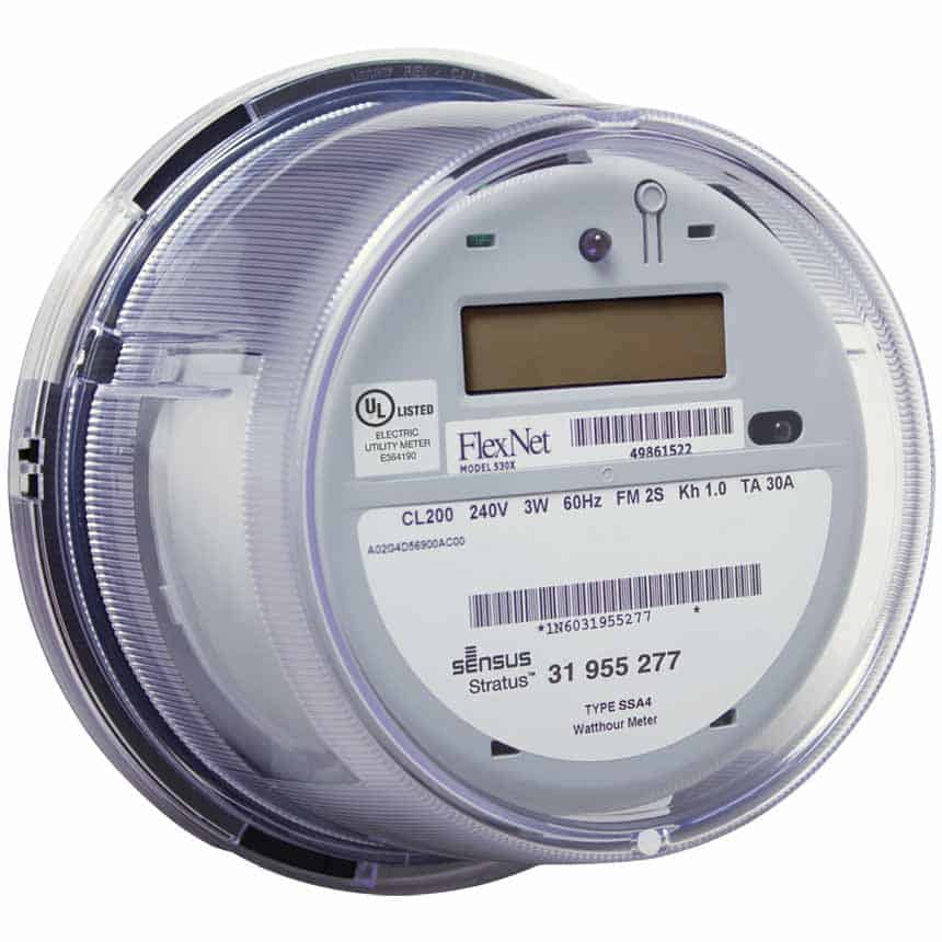 Electric bill increase rates