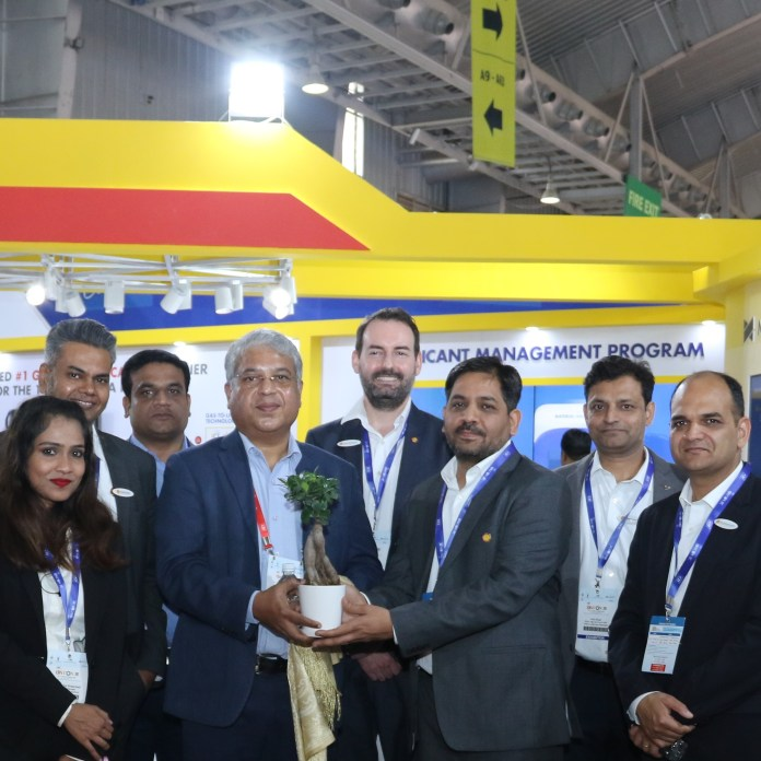 """Shell Lubricants India Showcases Future Ready Solutions At EXCON 2019 Enabling """"Less Downtime, More Go Time"""" For Industry Players"""