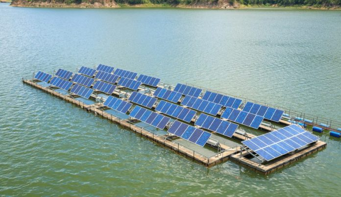 Thailand's Largest Floating Solar Power Plant Connected To The Grid