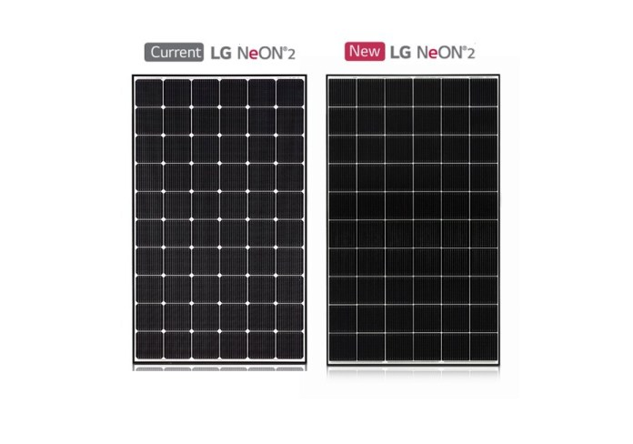 New LG Solar Modules Launching In U.S. Deliver Higher Efficiency, Performance