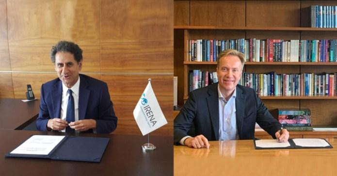 World Economic Forum and IRENA Partner for Sustainable Energy Future