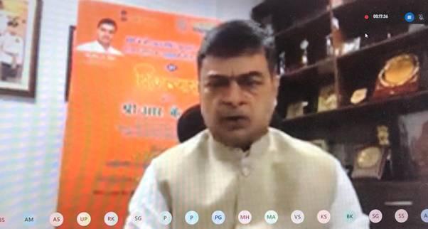 Union Power Minister Lays Foundation Stone Of Kishenganj-Darbhanga 400kv Transmission Line In Bihar