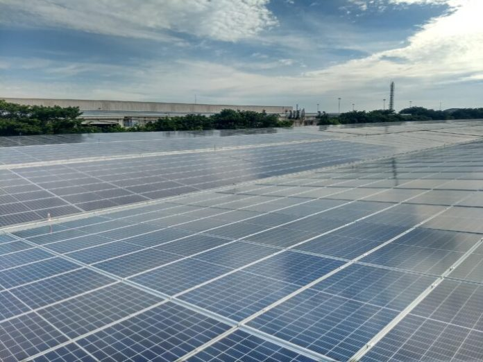 Total Completes 1 MW Solar Carport for Renault Nissan Automotive India
