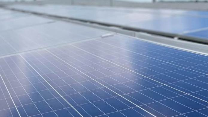 Waaree Supplies 2.6MW Mono PERC Solar Modules for a Project in Gujarat, India