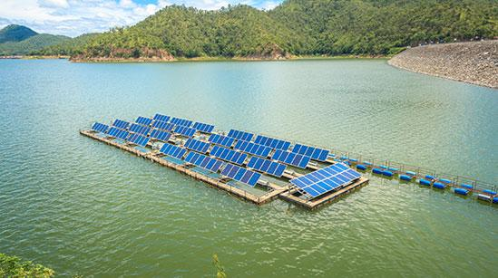 SMA Supplied Solar Inverters For 2 Megawatts Floating Solar Project In Thailand