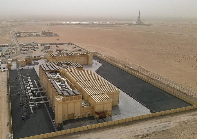 DEWA Commissions 400/132 kV Substation at Mohammed Bin Rashid Al Maktoum Solar Park