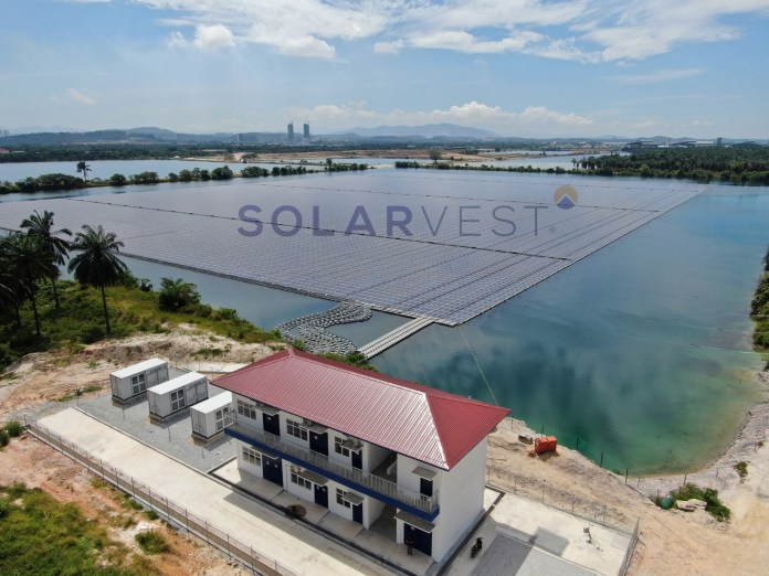 Solarvest Shortlisted For Its 50MW Bid Of Solar Assets In LSS@Mentari