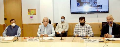 Launch of India Energy Dashboards (Version 2.0) by NITI Aayog