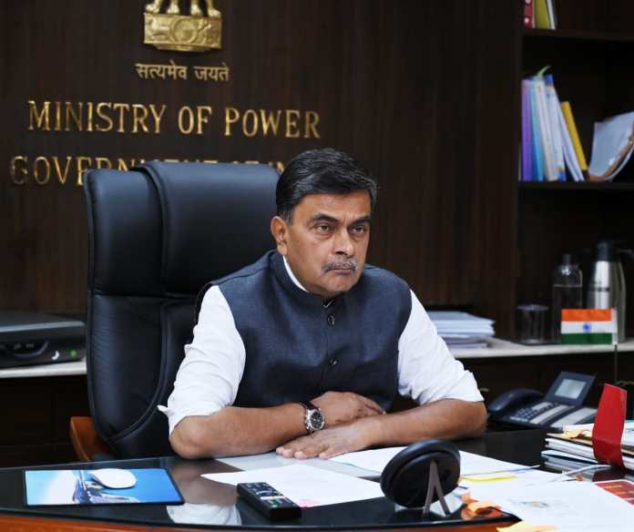 India To Facilitate Easier Open Aaccess to Renewable Energy: R.K. Singh