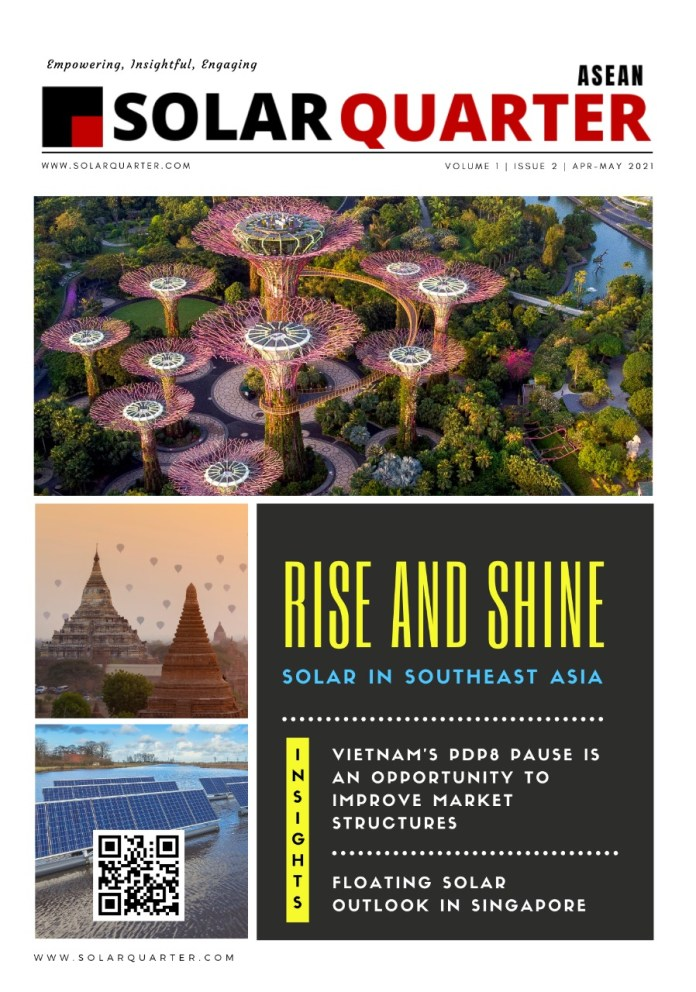 SolarQuarter ASEAN April-May 2021 Issue